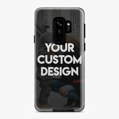 Custom Galaxy S9 Plus Extra Protective Bumper Case