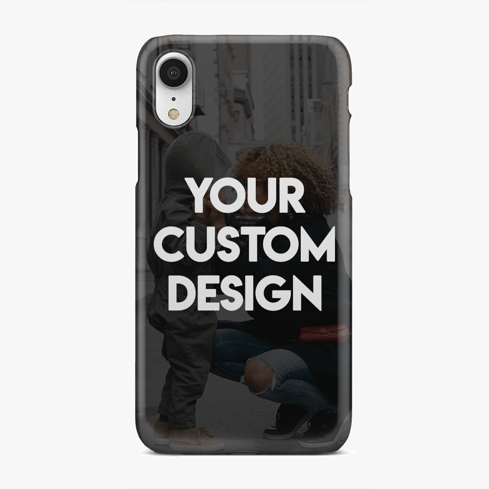 Custom iPhone XR Slim Case