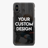 Custom iPhone XS Max Slim Case
