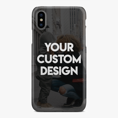 Custom iPhone X / XS Slim Case