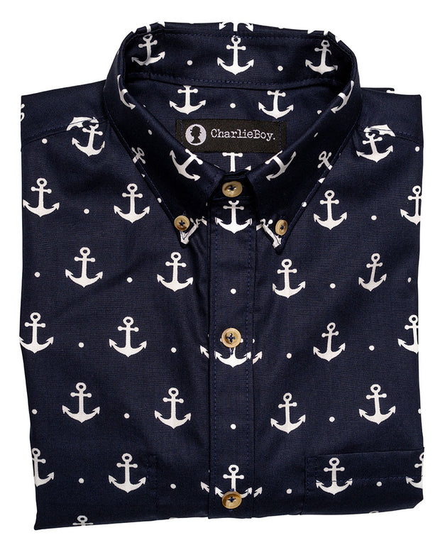Anchors Aweigh - Navy