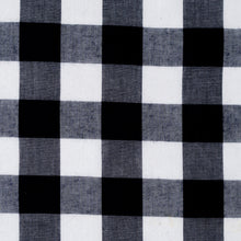 Load image into Gallery viewer, Navy Gingham Large Check