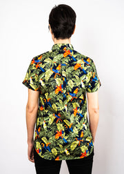 Jungle Birds - Navy