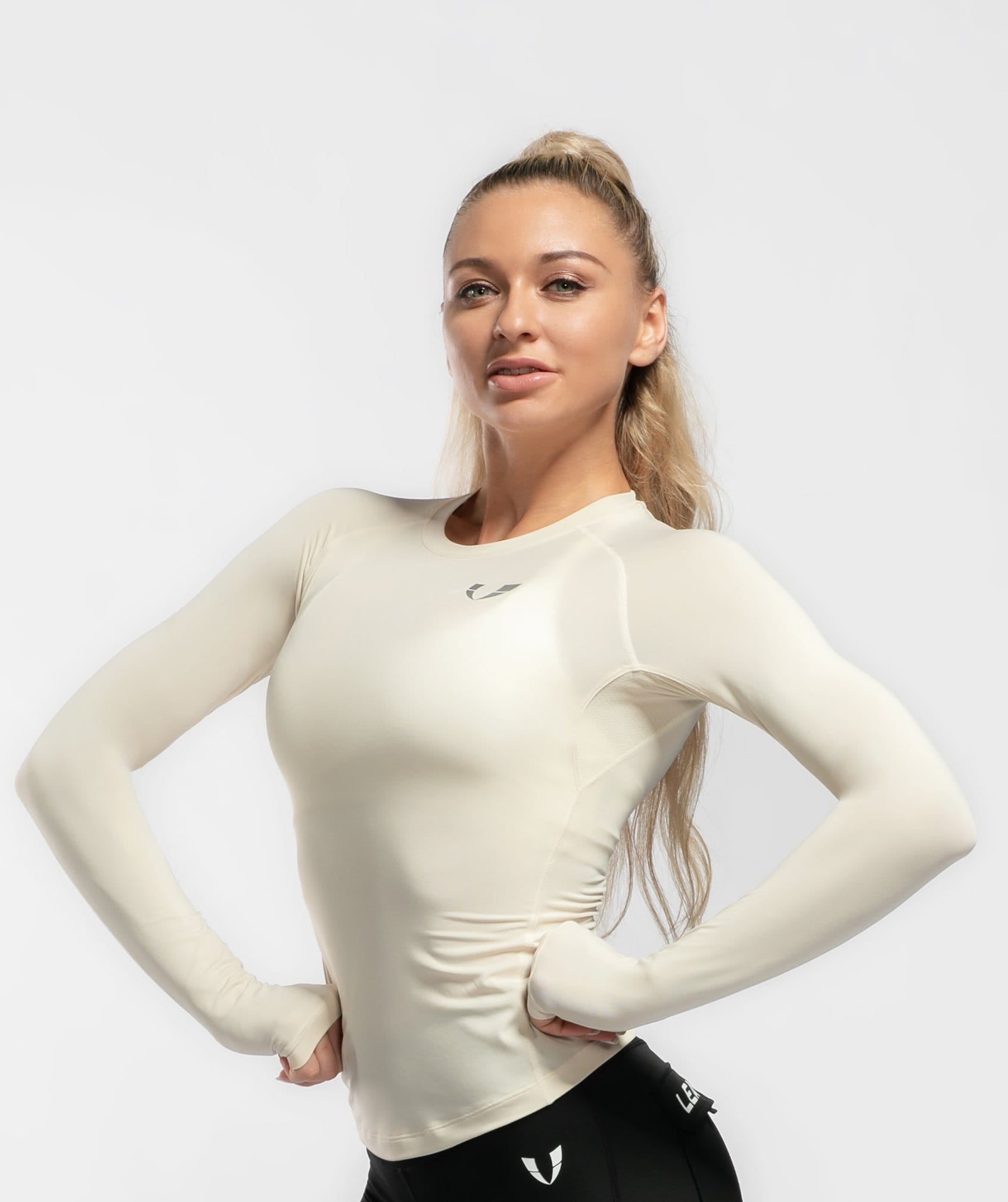 Firmabs Pure Long Sleeve Shirt - Firm Abs Fitness