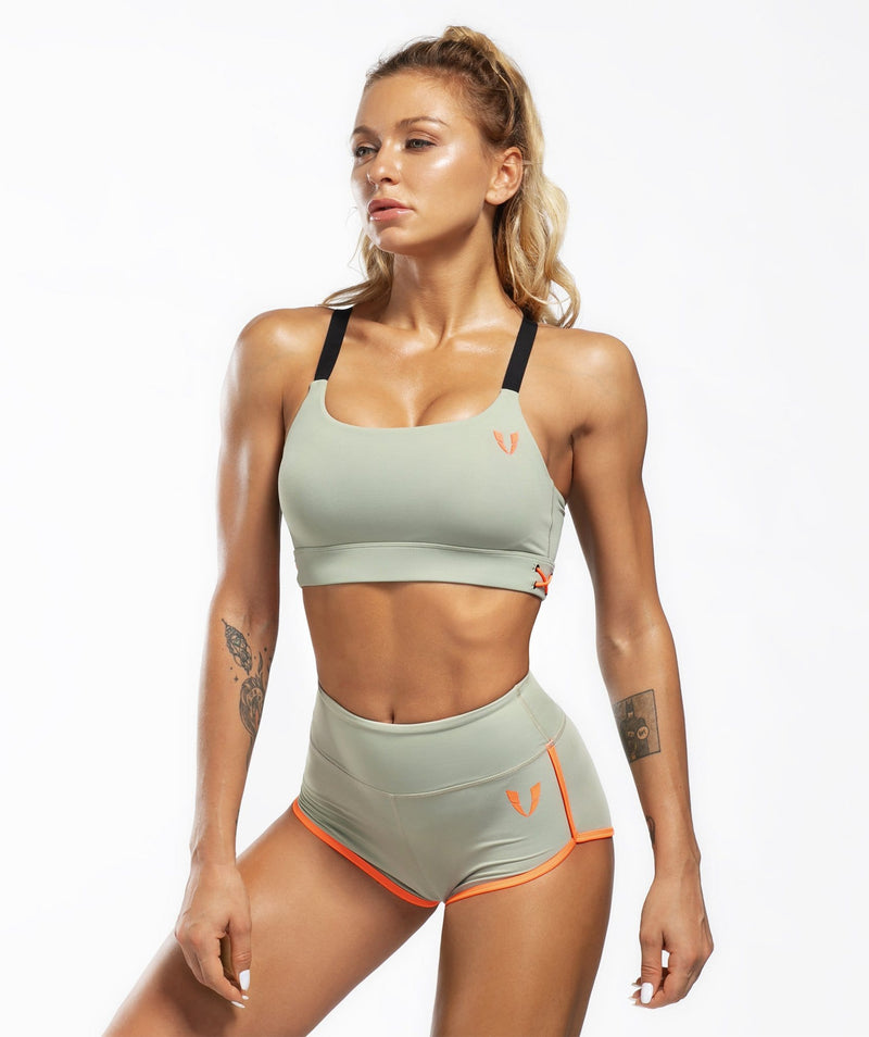 Energy Sports Bra - Firm Abs Fitness
