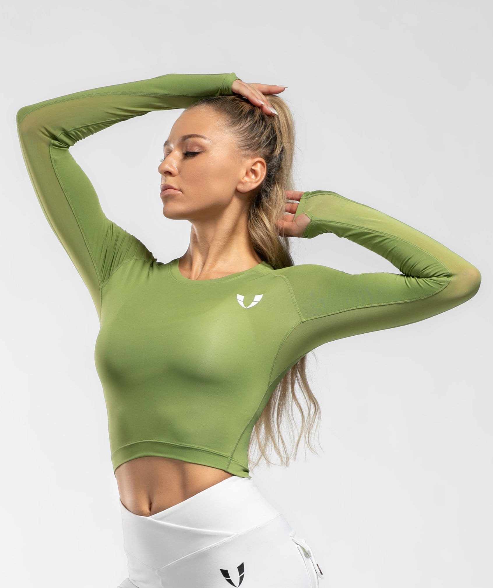 Lightweight Workout Cropped Top