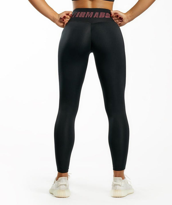 Speed Leggings - Firm Abs Fitness