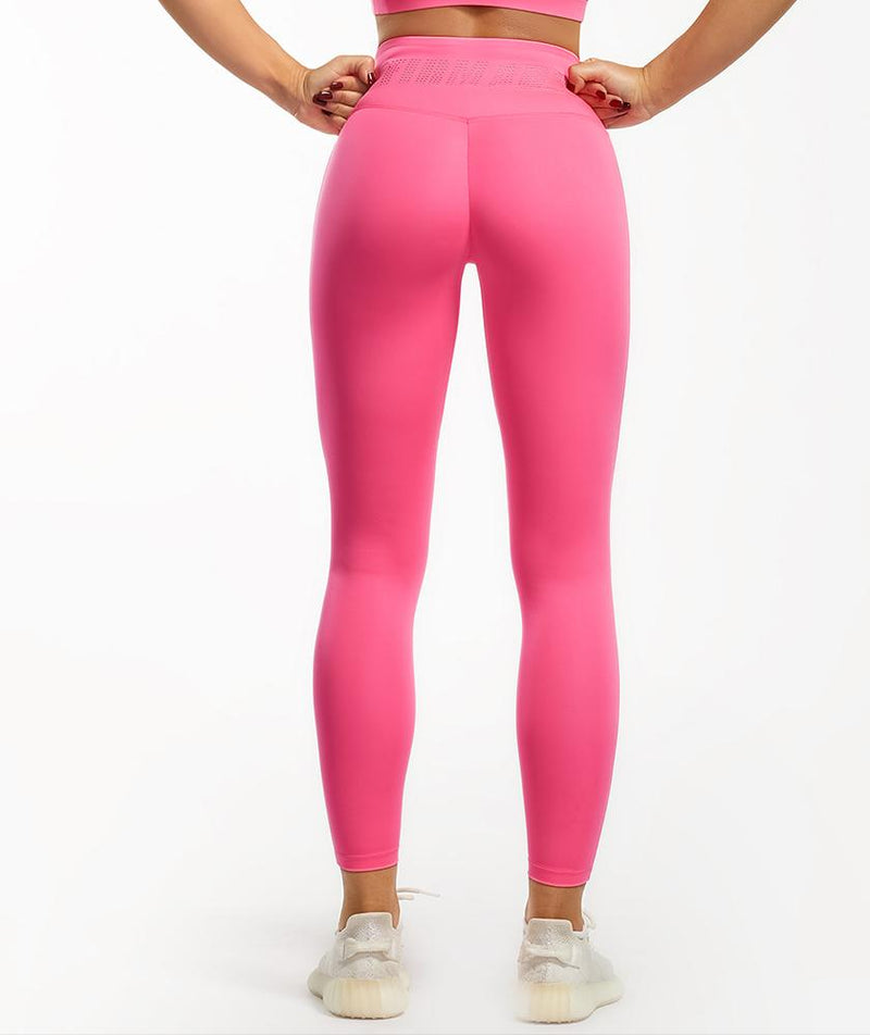 Cropped Speed Leggings - Firm Abs Fitness