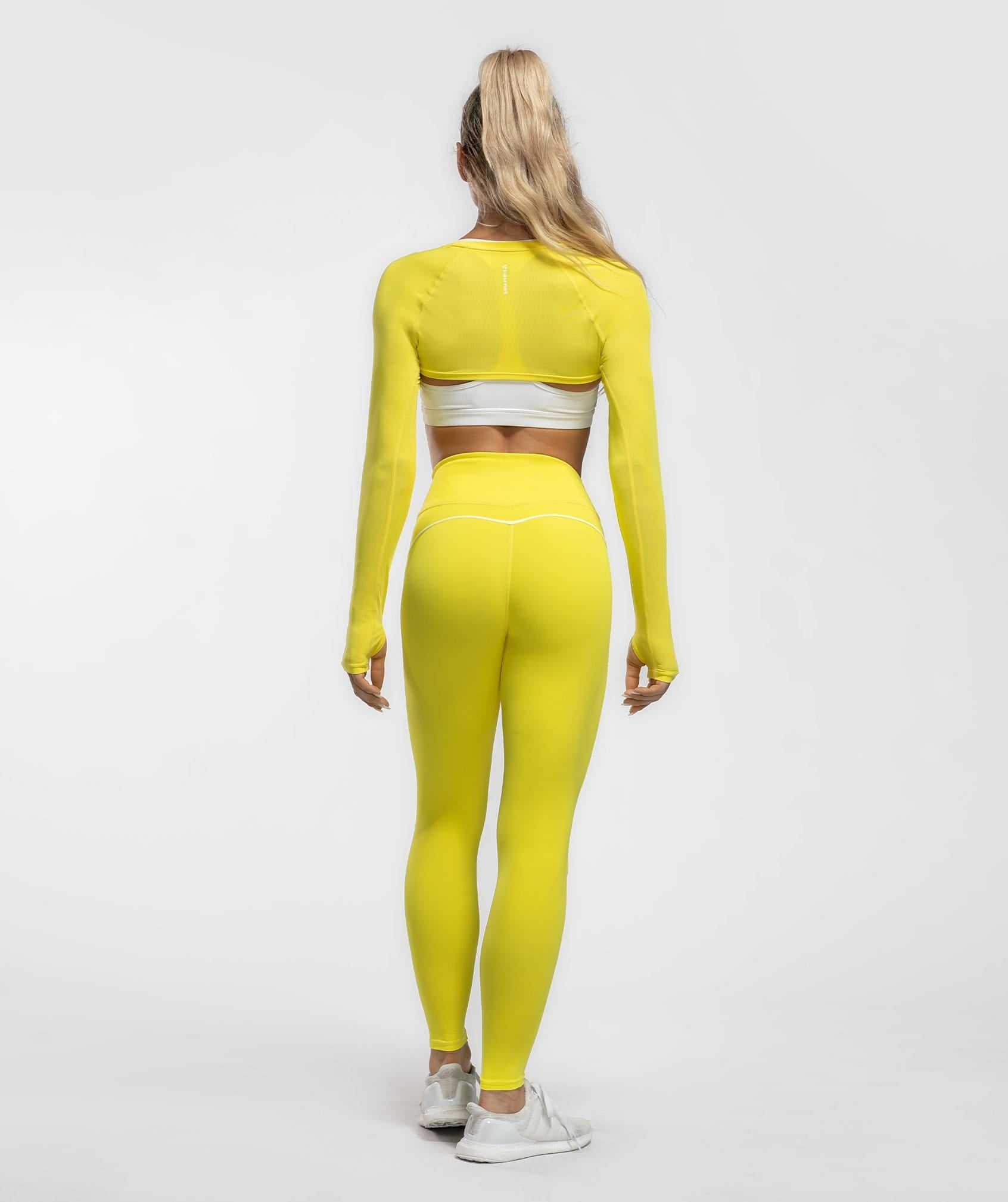 Honeypeach Vital Leggings - Firm Abs Fitness