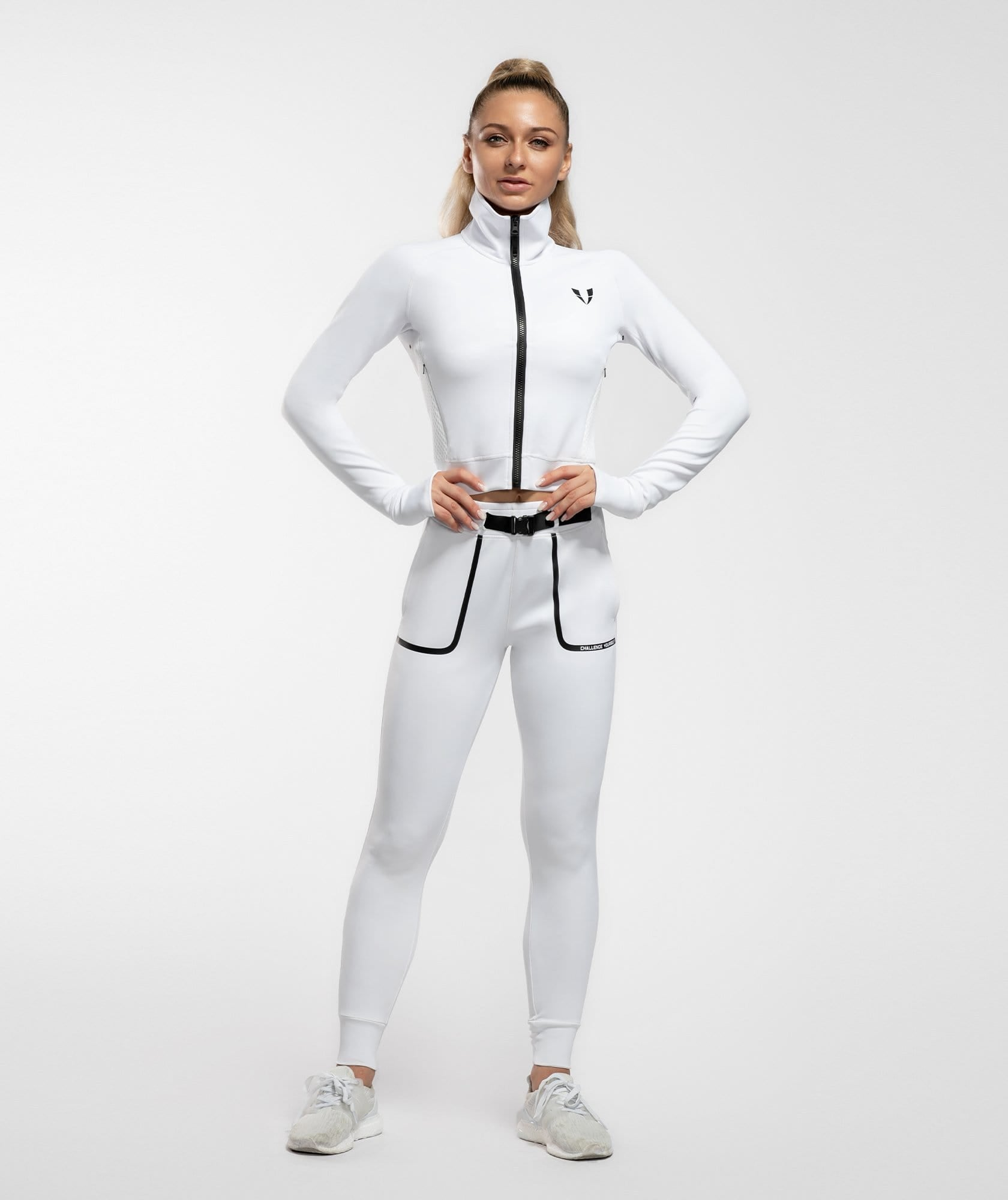 Training Utility Jacket - Firm Abs Fitness