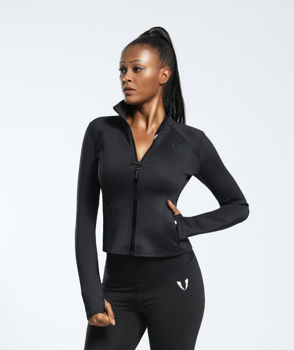 Speed Zip Jacket - Firm Abs Fitness