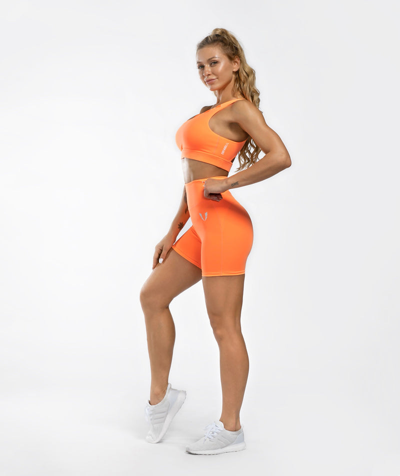 Honeypeach Sculpt Shorts - Firm Abs Fitness