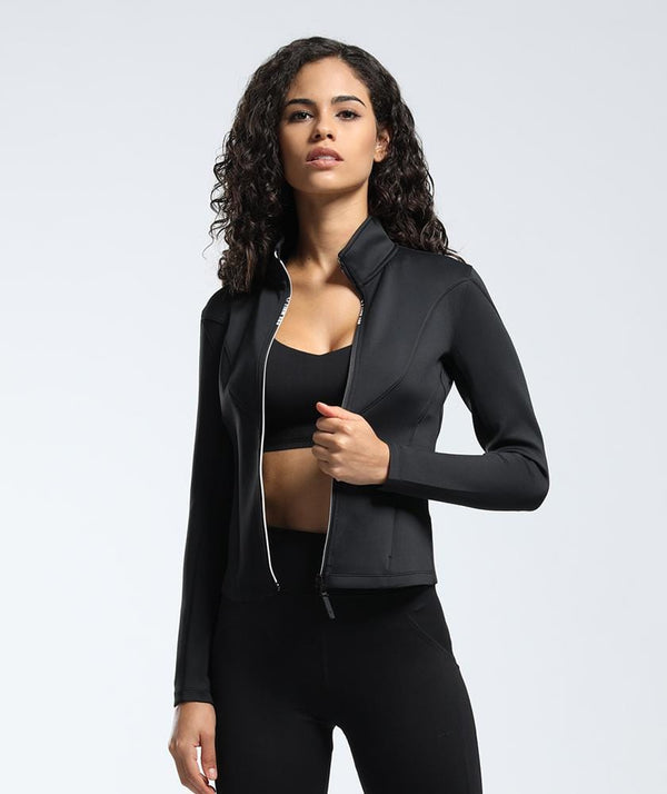 Abs Workout Jacket - Firm Abs Fitness