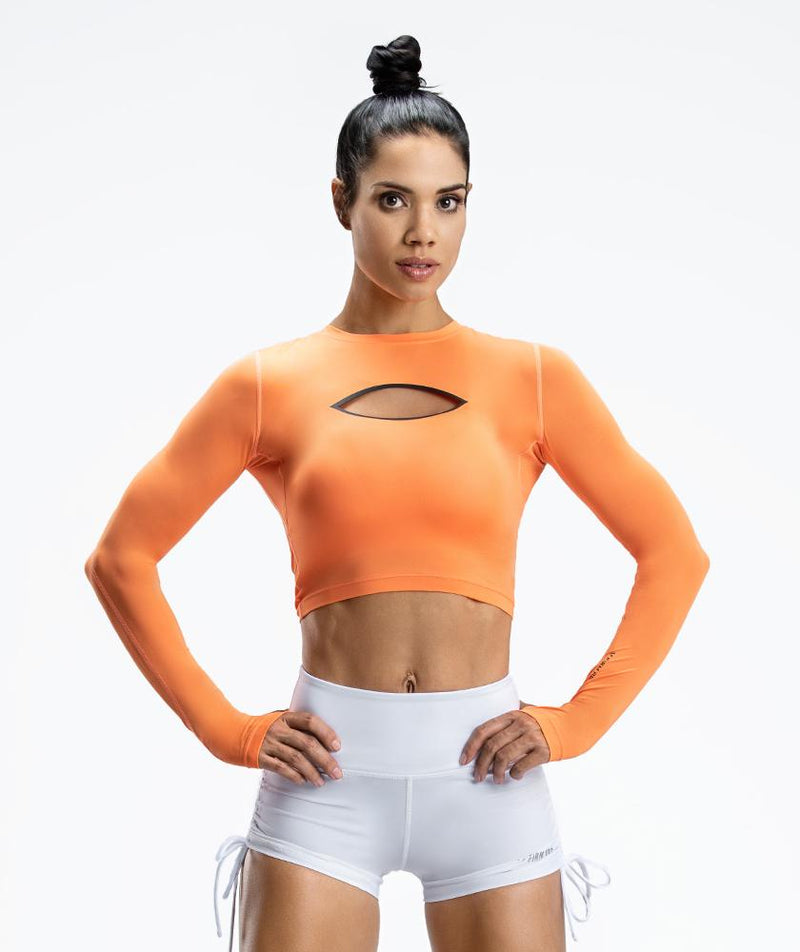 Firmabs Aircon Cropped Tops - Firm Abs Fitness