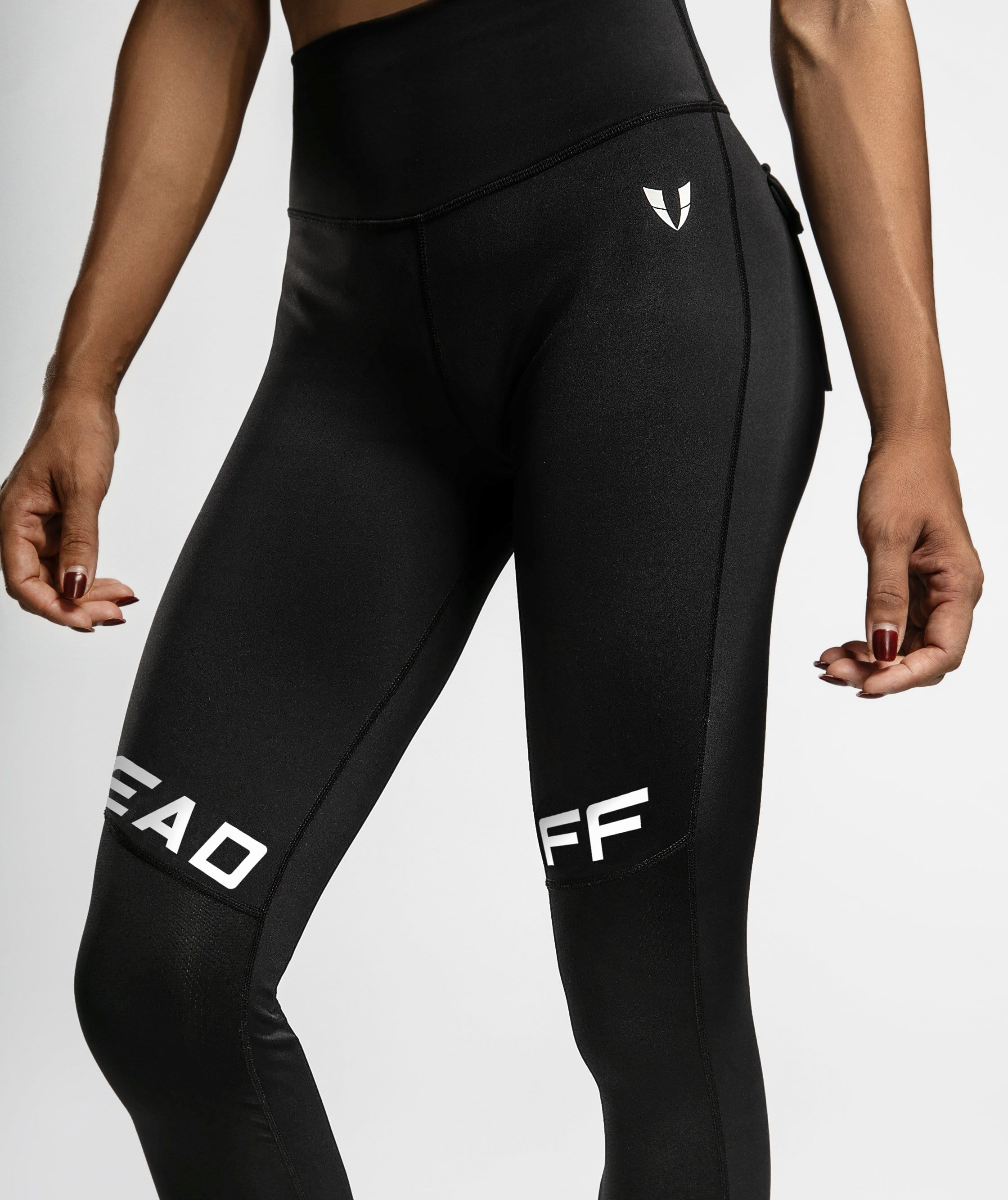 Core Leggings Pro - Black - Firm Abs Fitness