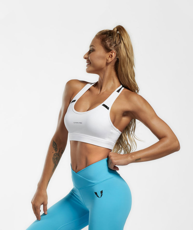 ESSENTIAL SPORTS BRA - Firm Abs Fitness