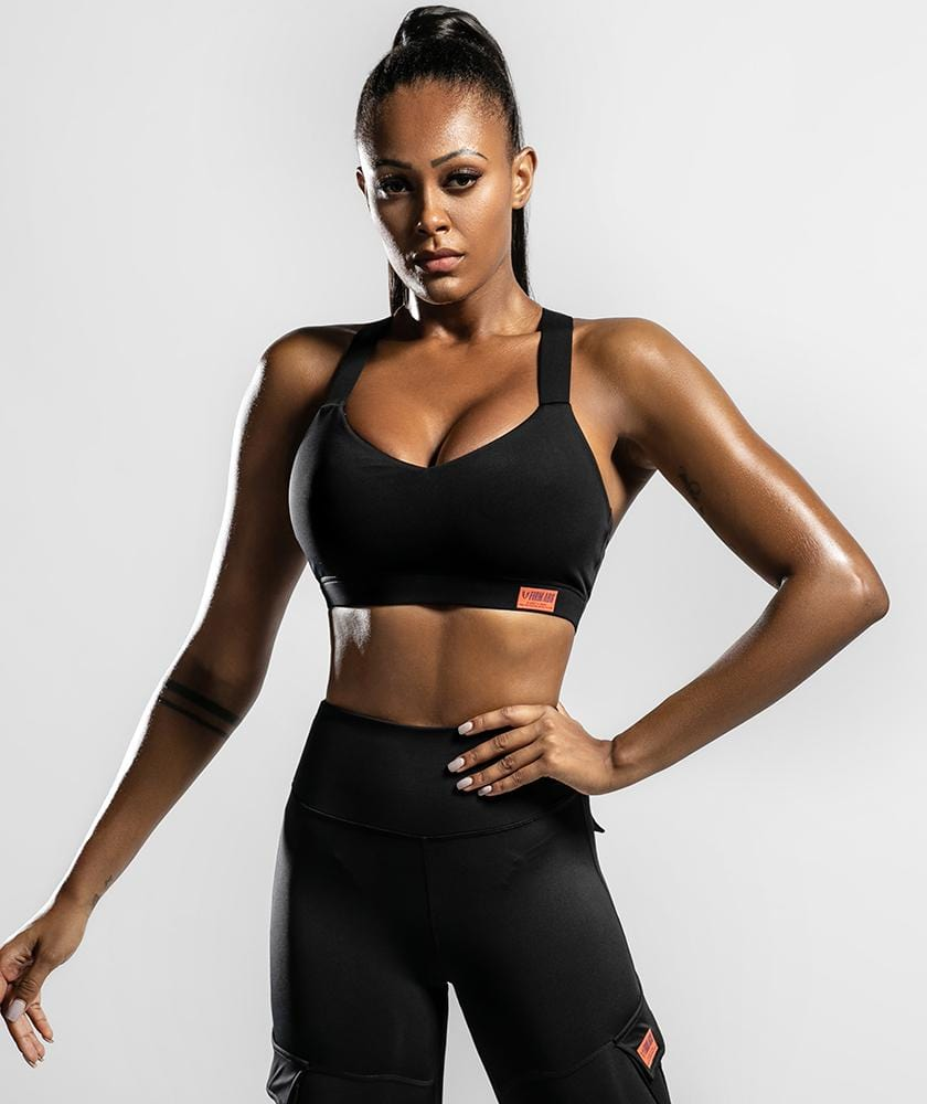 Compression Support Sports Bra - Firm Abs Fitness