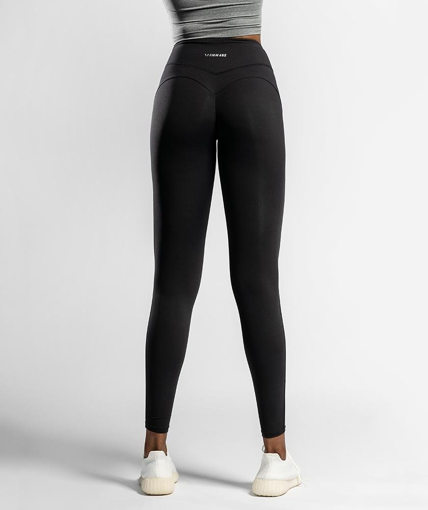 High Waist Leggings - Firm Abs Fitness