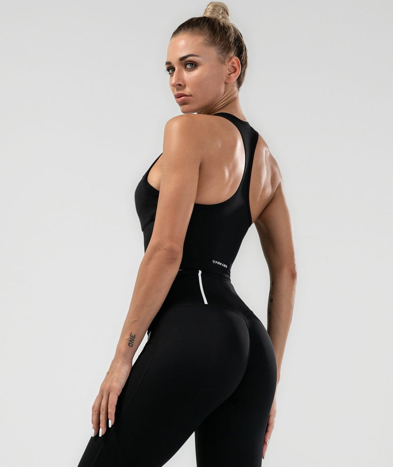 Shaping Tank Top - Black
