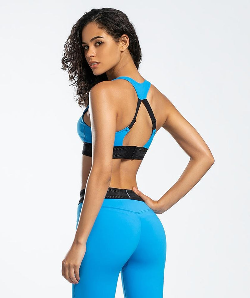 Energy+ Sport Bras - US Warehouse - Firm Abs Fitness