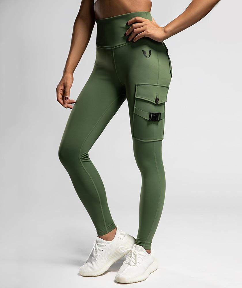 Cargo Fitness Leggings