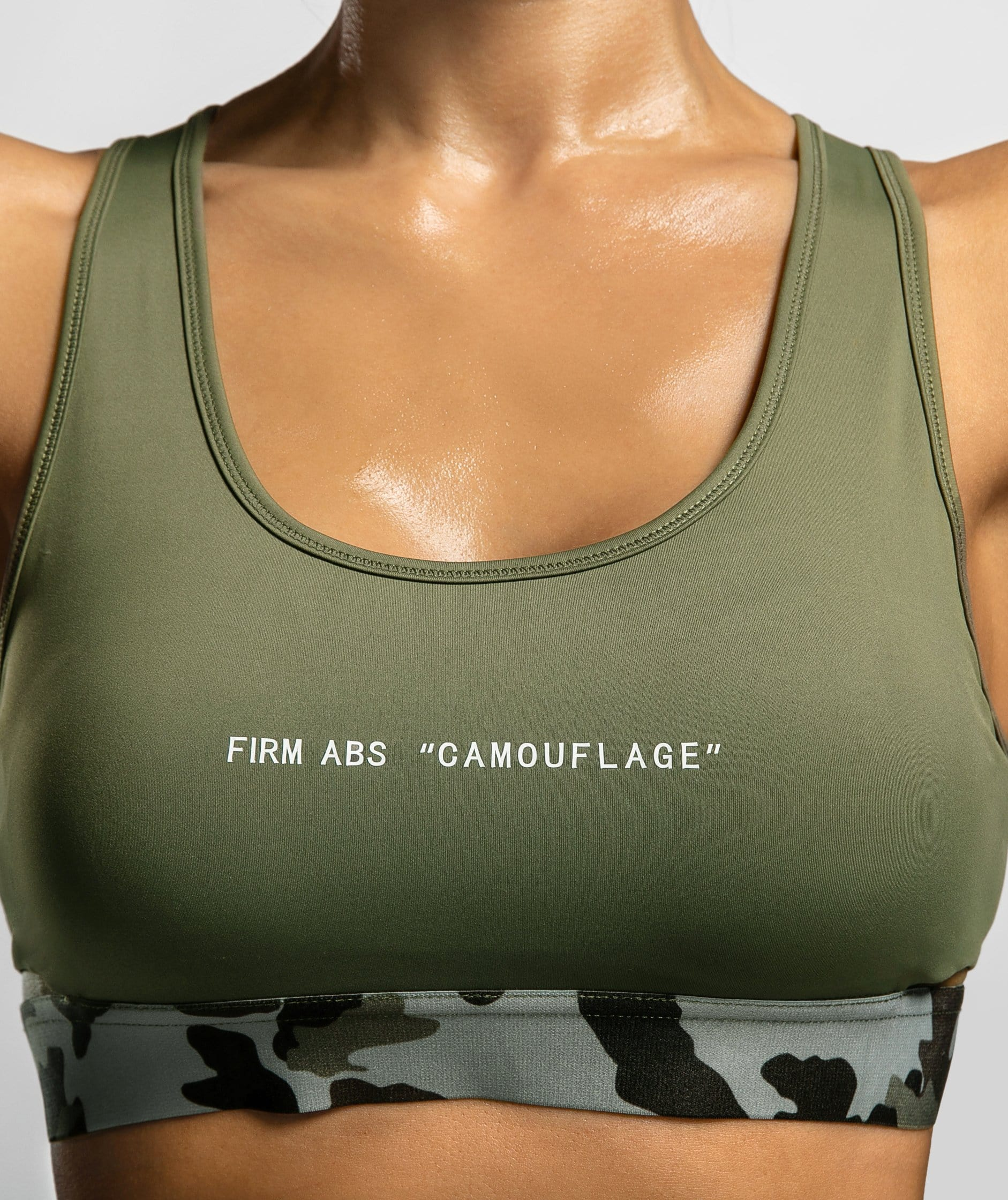 Camo Active Sport Bras - Deliver to U.S. Only - Firm Abs Fitness