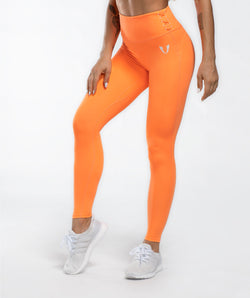 Honeypeach Sculpt Leggings - Firm Abs Fitness