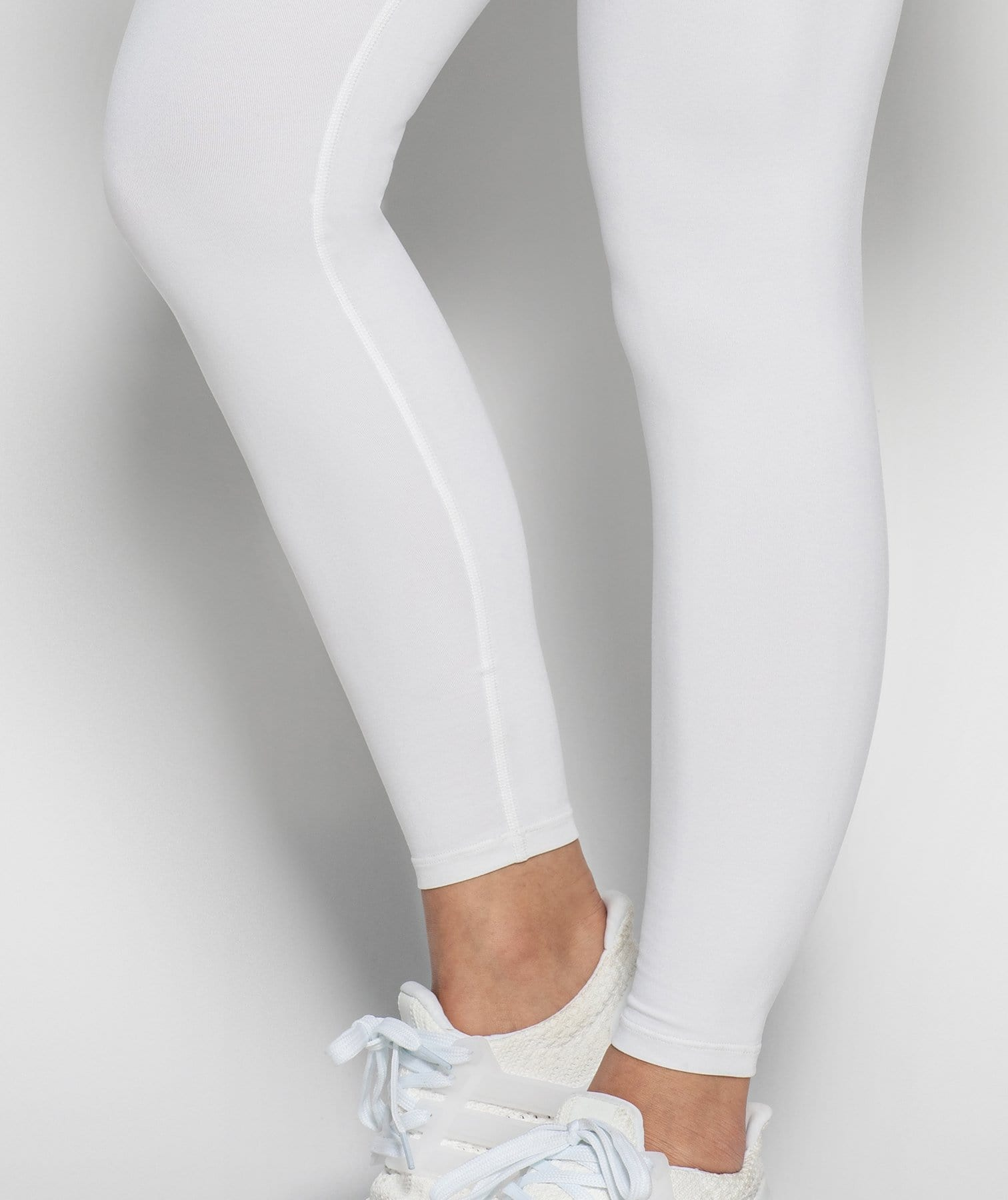 X-power Cargo Leggings - White - Firm Abs Fitness