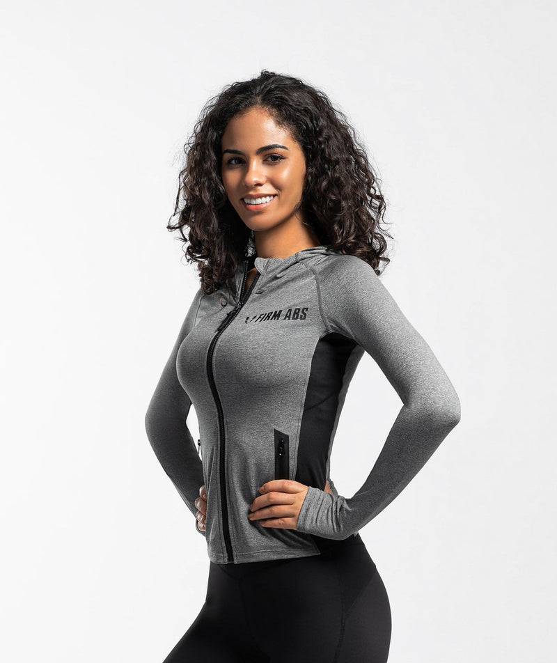 Sport Hoodie - Firm Abs Fitness