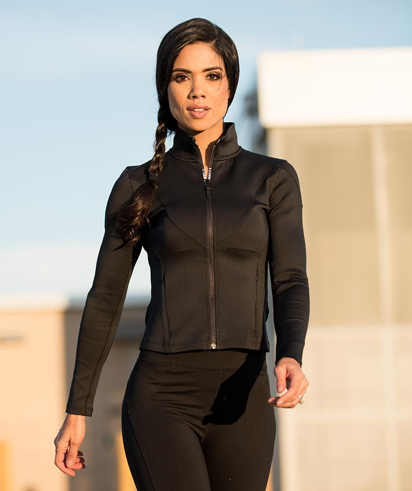Firmabs Workout Jacket - Firm Abs Fitness