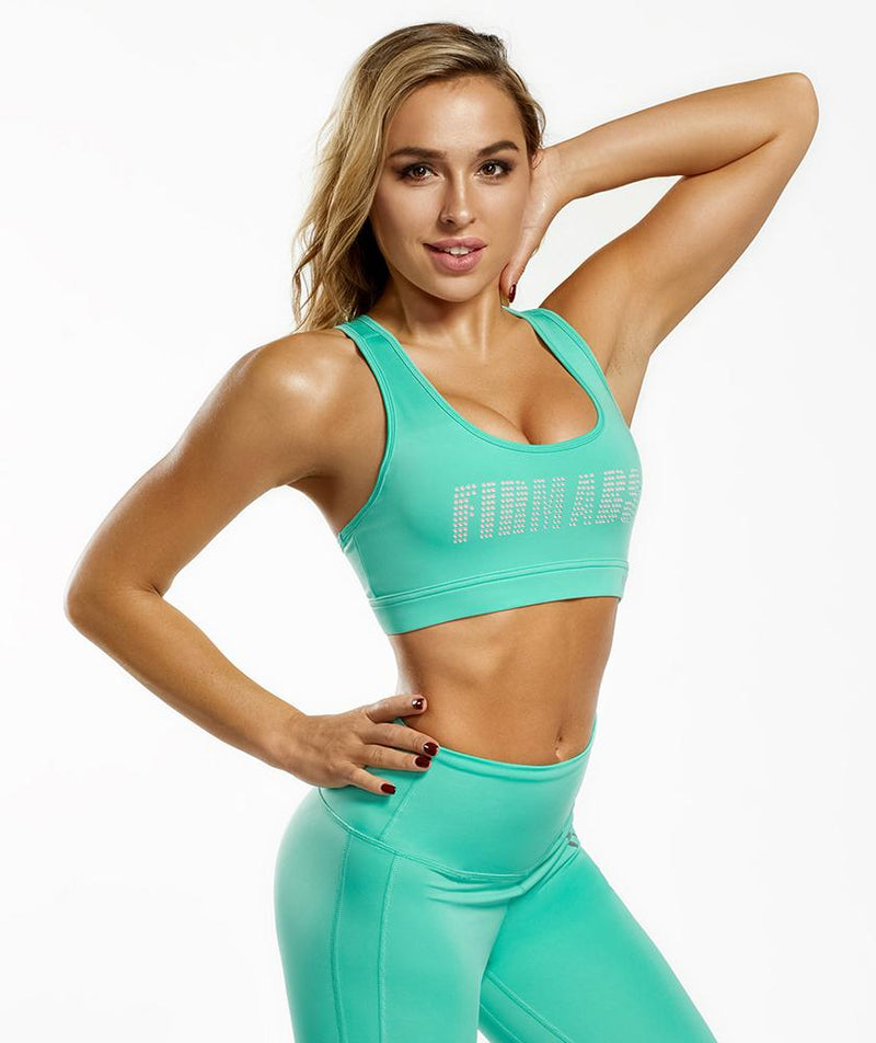 Speed Sport Bras - Firm Abs Fitness