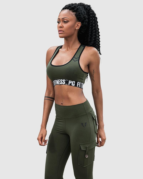 Firmabs Military Style Bra - Firm Abs Fitness