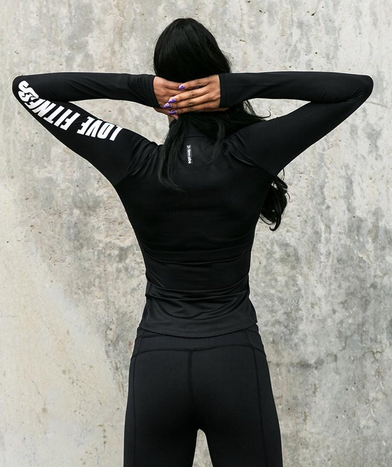 Lightweight Long Sleeve - Deliver to U.S. only - Firm Abs Fitness
