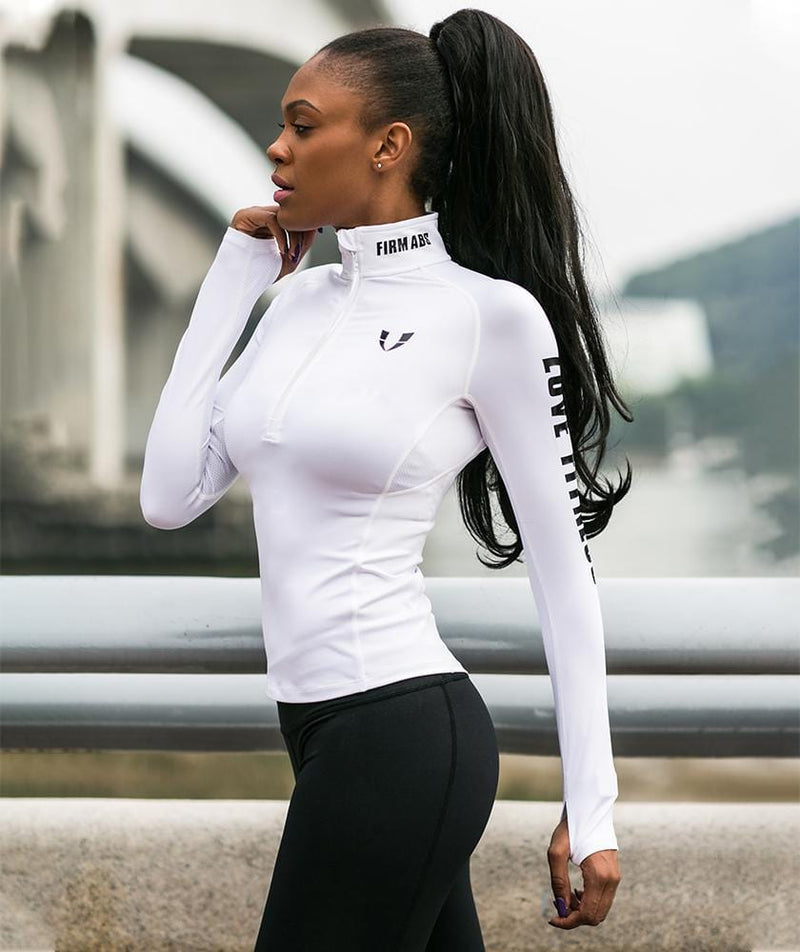 Lightweight Long Sleeve - Firm Abs Fitness