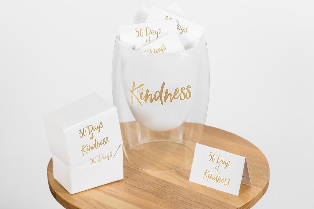 30 Days of Kindness Jar