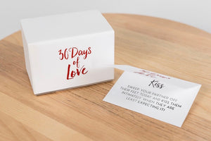 30 Days of Love Jar