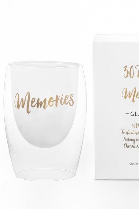 30 Days of Memories Jar