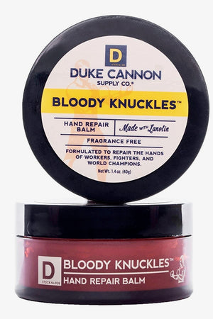 Duke Cannon Bloody Knuckles Hand Balm