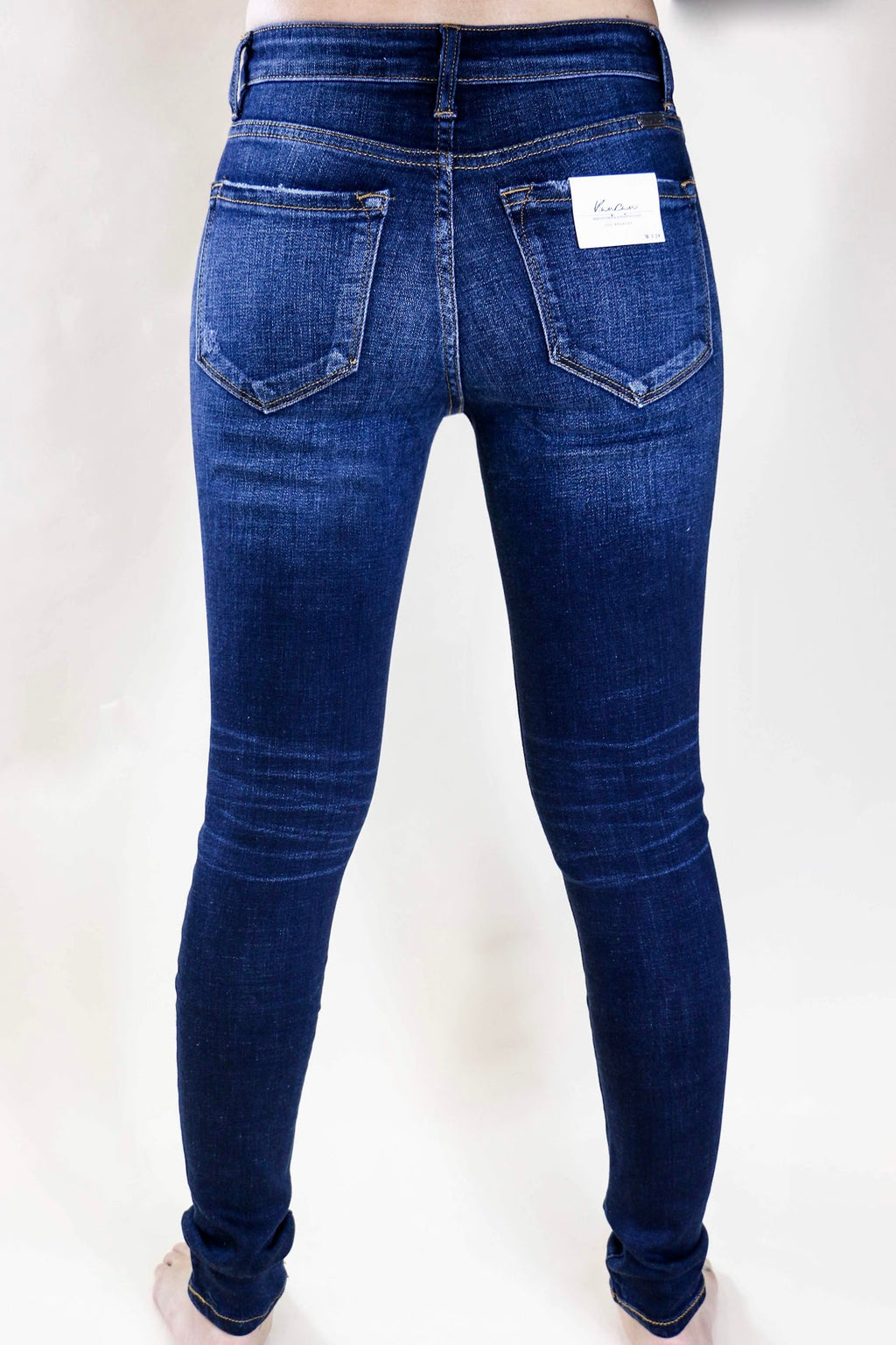 KanCan Dark Wash Skinnies