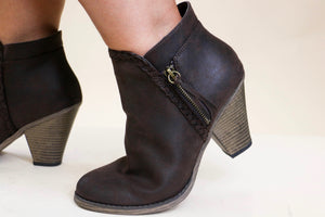MIA Kori Brown Bootie