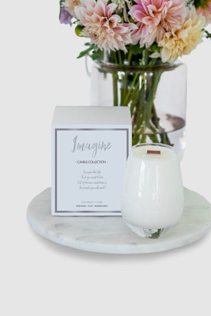 Gratitude Candle Collection-Imagine