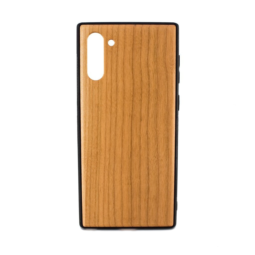 Samsung Note 10 Wooden Case