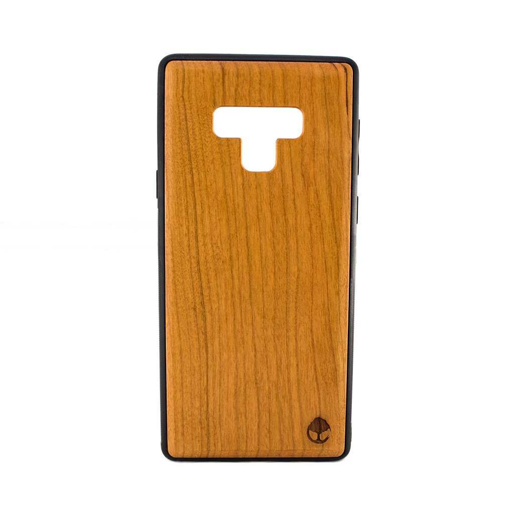 Samsung Note 9 Wooden Case
