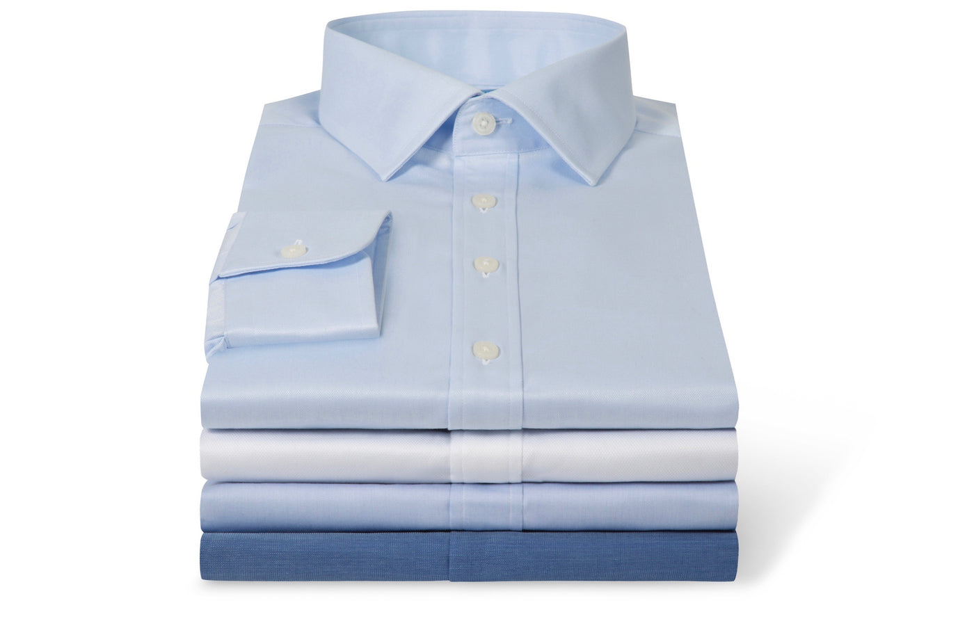Made To Measure Shirts In Mark's Unique Styles