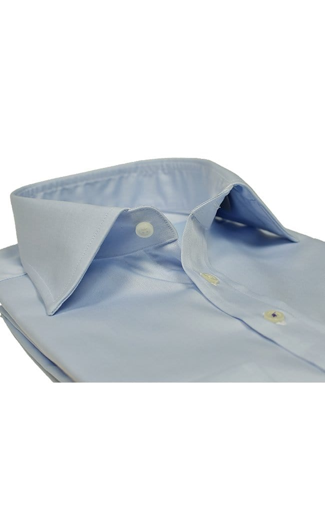 Mark Stephen Blue Heavy Twill Shirt