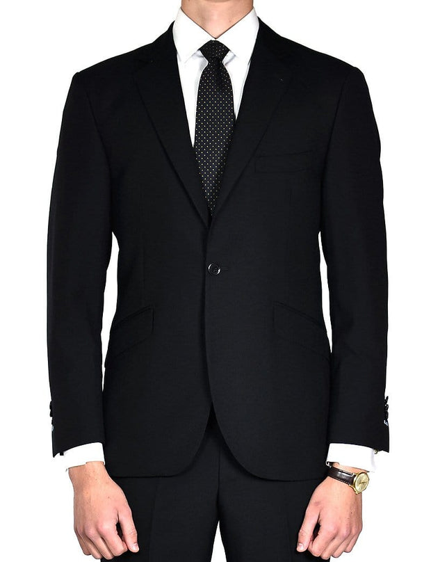 Mark Stephen Black Suit