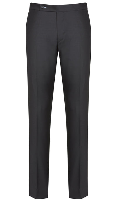 Black Twill Trouser - Mark marengo