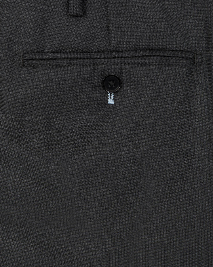 Dark Grey End on End Trousers - Mark marengo