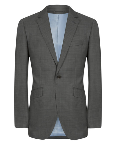 Grey Nailshead Suit - Mark marengo