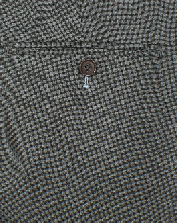 Grey Nailshead Trouser - Mark marengo